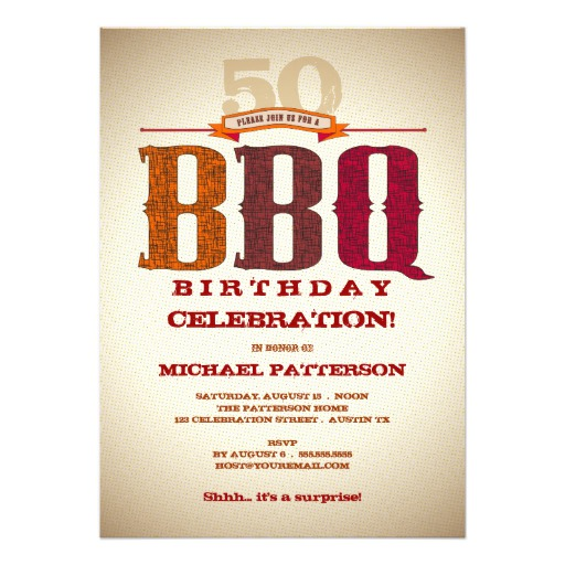 birthday cookout invitation templates ; Astounding-BBQ-Birthday-Invitations-For-Additional-Free-Birthday-Invitation-Templates