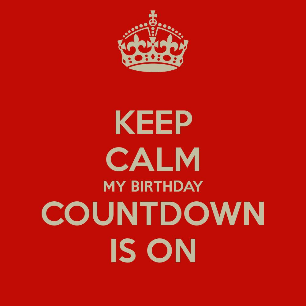 birthday countdown wallpaper ; birthday-countdown-quotes-