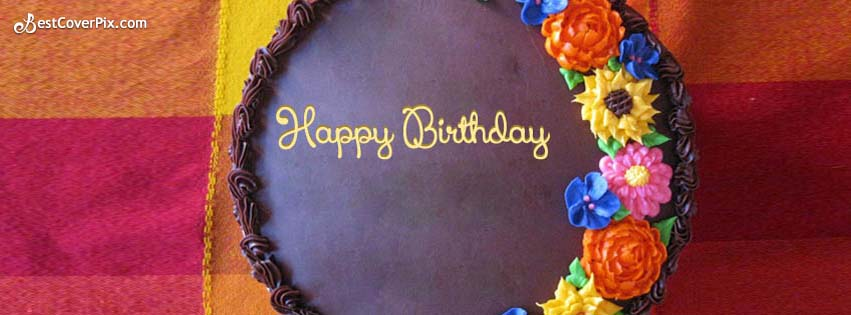 birthday cover photo with name ; happy-birthday-cake-fb-cover