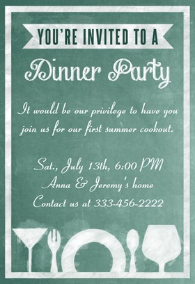 birthday dinner party invitation templates ; birthday-dinner-invitation-template-to-make-your-fantastic-Dinner-invitations-unique-and-creative-18