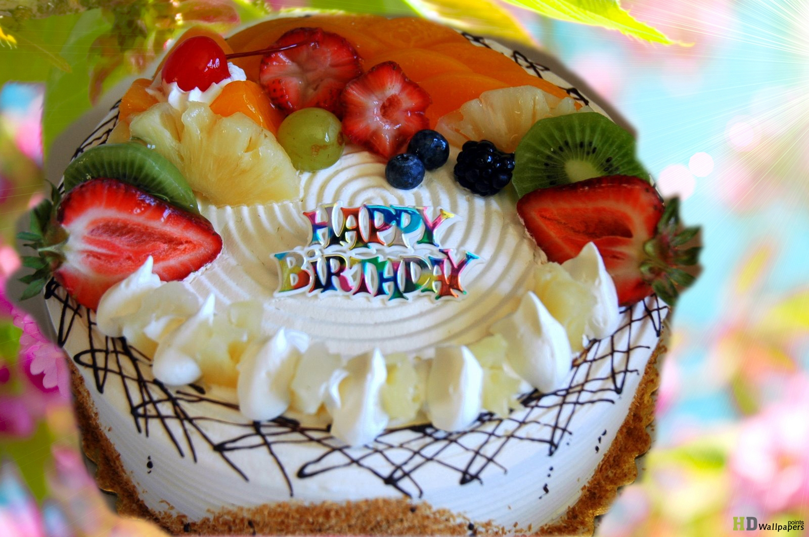 birthday download ; birthday-cake-images-free-download-birthday-cake-pictures-free-download-clipartsgram-with-white-cream-cake-design-with-fruits-ideas