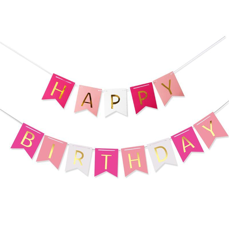 birthday express banners ; birthday-express-banners-colorful-happy-birthday-banner-party-flags-letters-shaped-bell