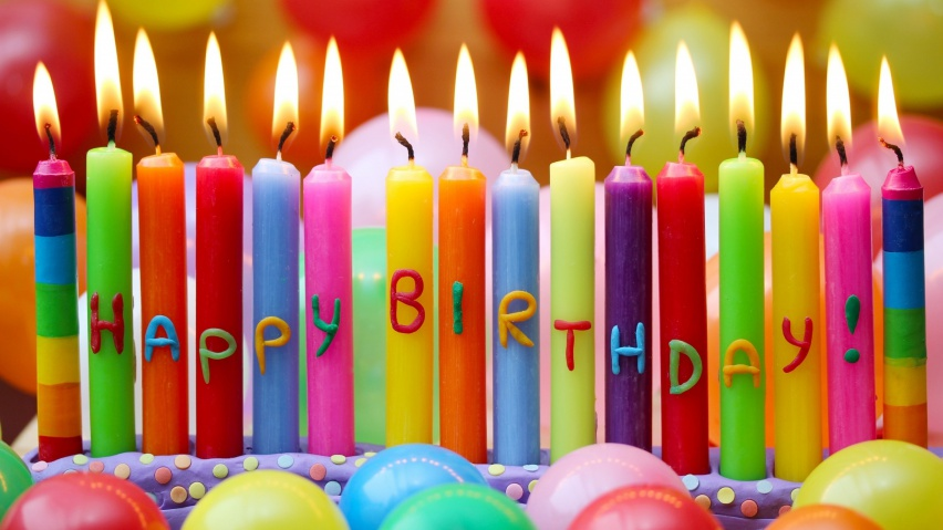birthday facebook cover photo ; happy-birthday-candles_wallpapers_46351_852x480