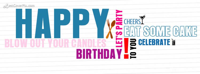 birthday facebook cover photo ; happy-birthday-celebration-fb-cover