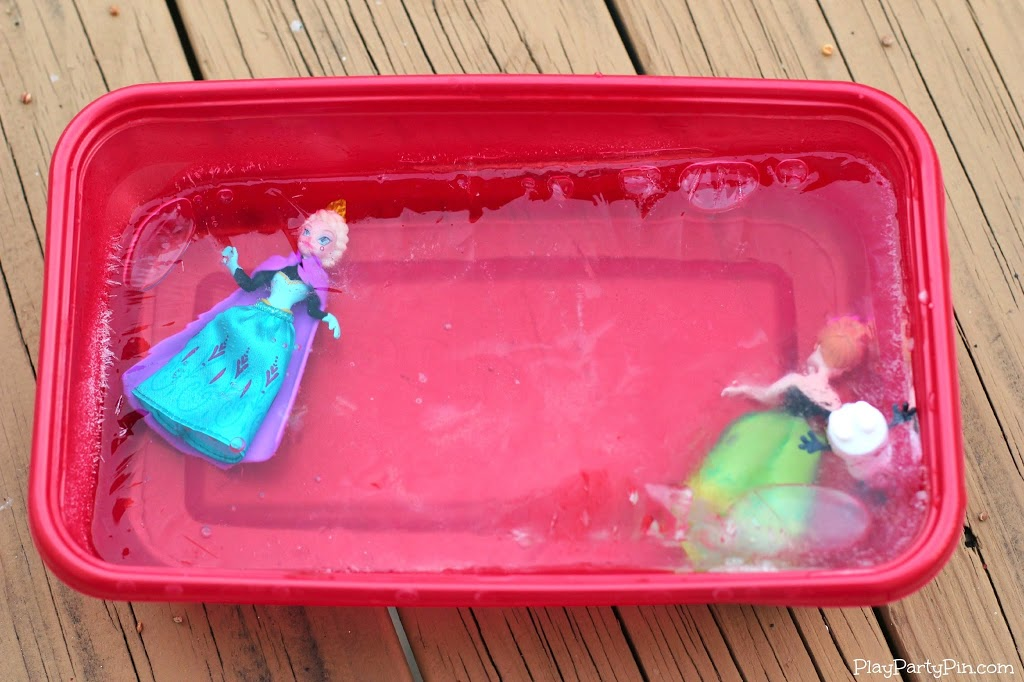 birthday games for girls ; Frozen-princesses