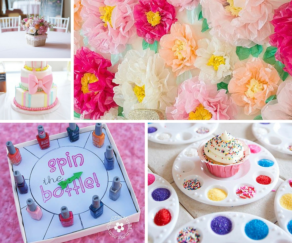 birthday games for girls ; Girls-Only-Party-Header