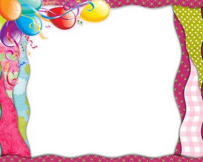 birthday girl picture frame ; 2469294_fc909