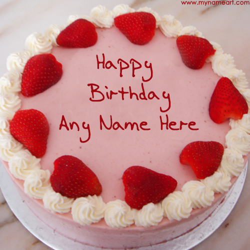 birthday greetings with name and photo ; new-happy-birthday-wishes-cake-name-pictures-for-special-friends