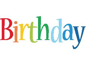 birthday logo design ; Birthday-designstyle-birthday-m