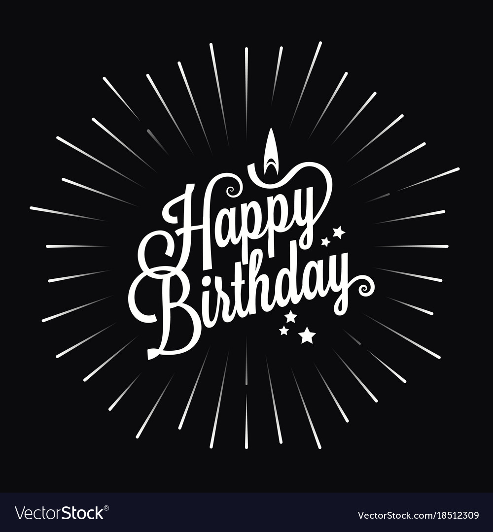 birthday logo design ; happy-birthday-logo-star-burst-design-background-vector-18512309