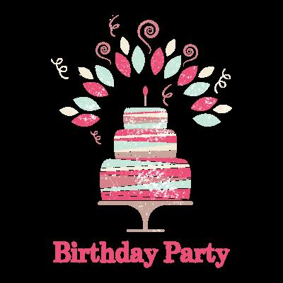 birthday logo design ; logo-mix_18