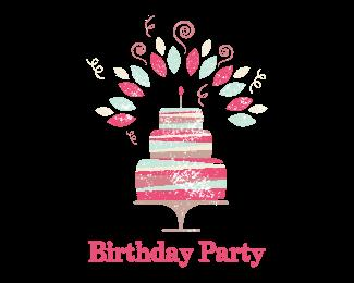 birthday logo design ; picture1350849396219