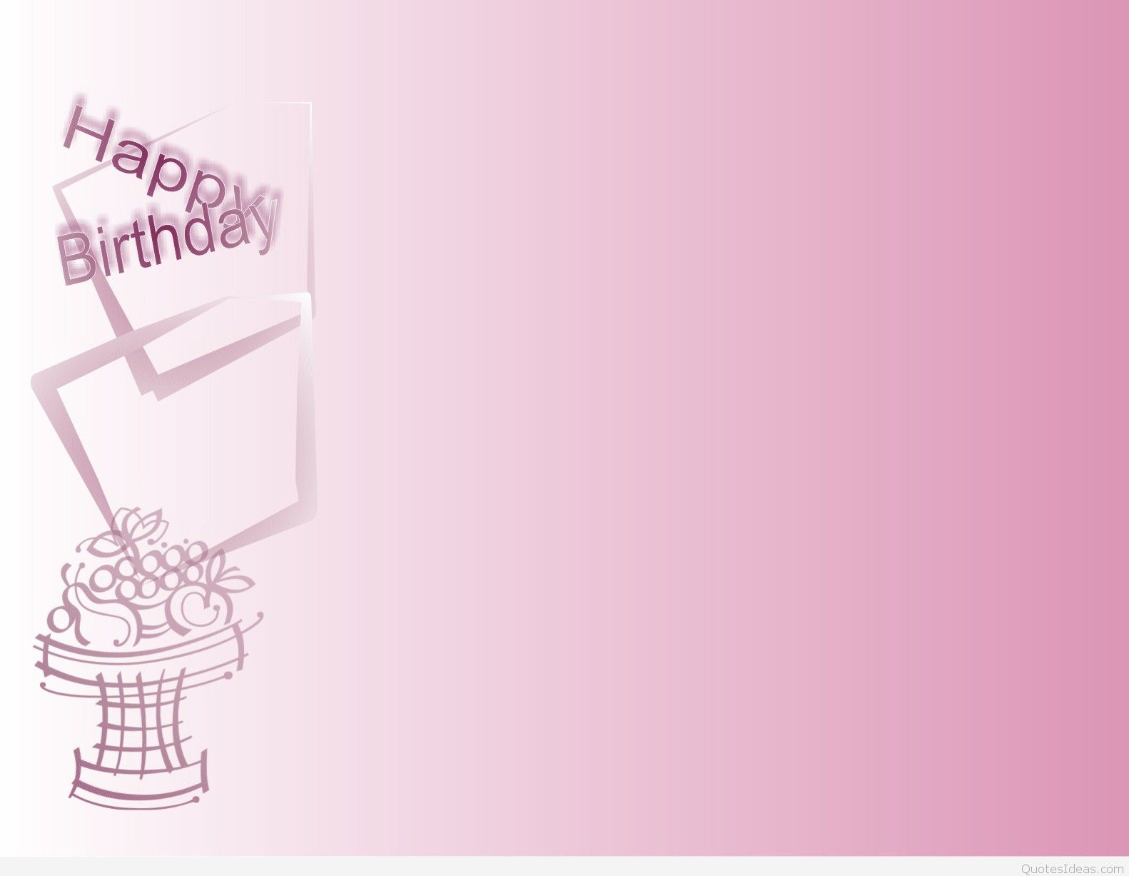 birthday message background ; Happy-Birthday-Pink-Background-Wallpaper-Desktop