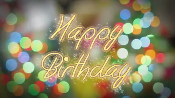 birthday message background ; depositphotos_129555946-stock-video-shiny-happy-birthday-message-on