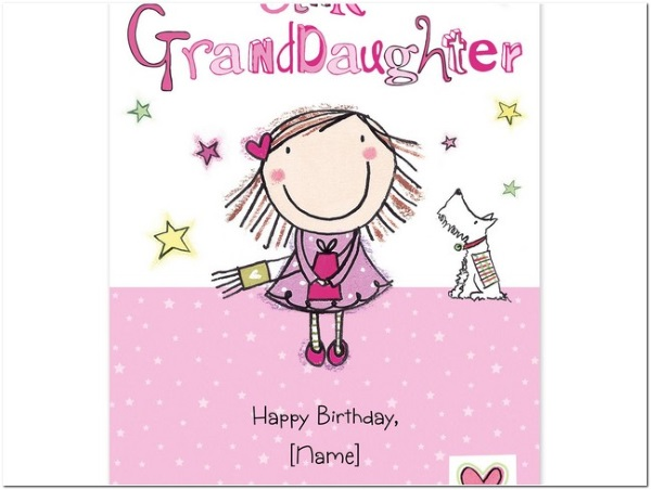 birthday message for 1 year old granddaughter ; happy-birthday-granddaughter02
