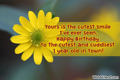 birthday message for 1 year old nephew ; 1224-1st-birthday-wishes