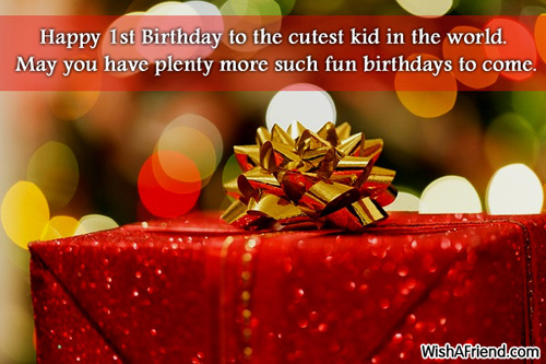 birthday message for 1 year old nephew ; 542-1st-birthday-wishes
