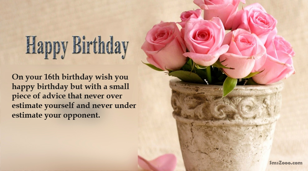 birthday message for 16 year old daughter ; quotes-for-16-birthday-best-of-sweet-16th-birthday-messages-for-daughter-son-her-him-of-quotes-for-16-birthday