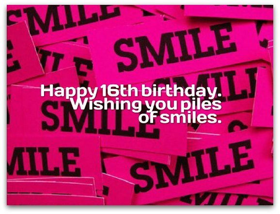 birthday message for 16 year old daughter ; x16th-birthday-wishes2B