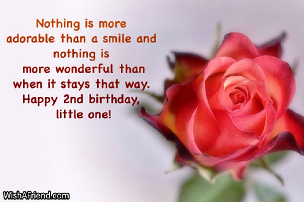 birthday message for 18 years old girl ; Nothing-Is-More-Adorable-Than-A-Smile-shb424