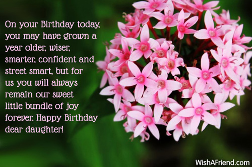 birthday message for 6 year old daughter ; 1411-daughter-birthday-messages