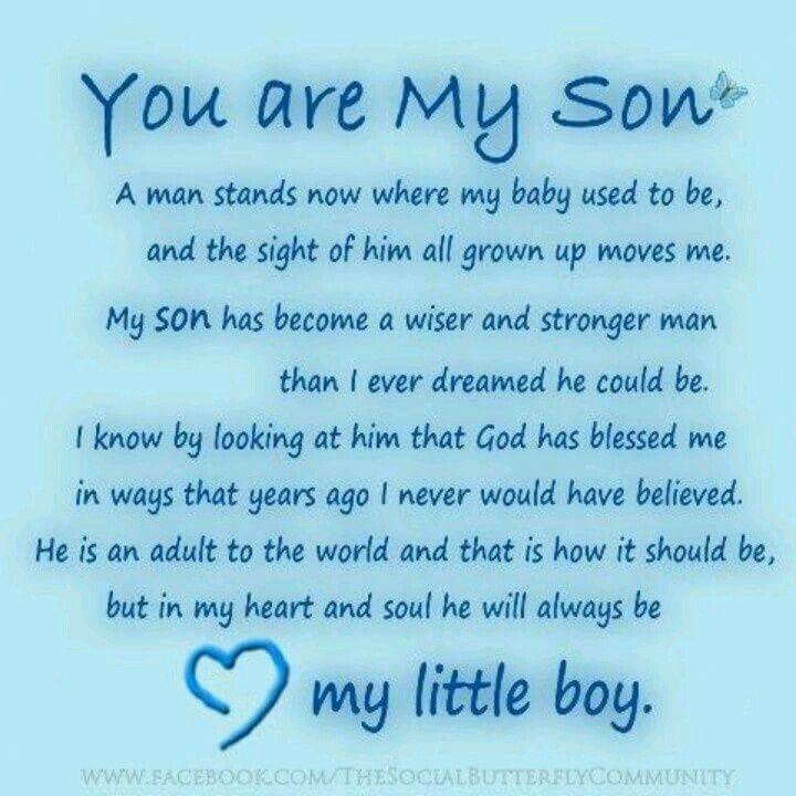 birthday message for 7 year old son ; 1fc7b964f64ef4abae76ceaaa8bf419c--my-son-quotes-sayings-and-quotes