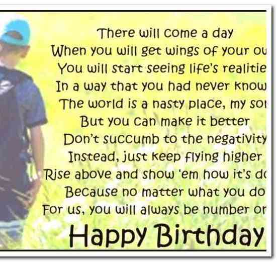 birthday message for 7 year old son ; birthday-quotes-for-a-son-turning-7