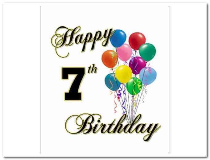 birthday message for 7 year old son ; happy-birthday-to-my-7-year-old-son-quotes