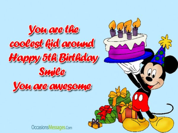 birthday message for a 5 year old ; birthday-message-for-a-5-year-old-happy-5th-birthday-wishes