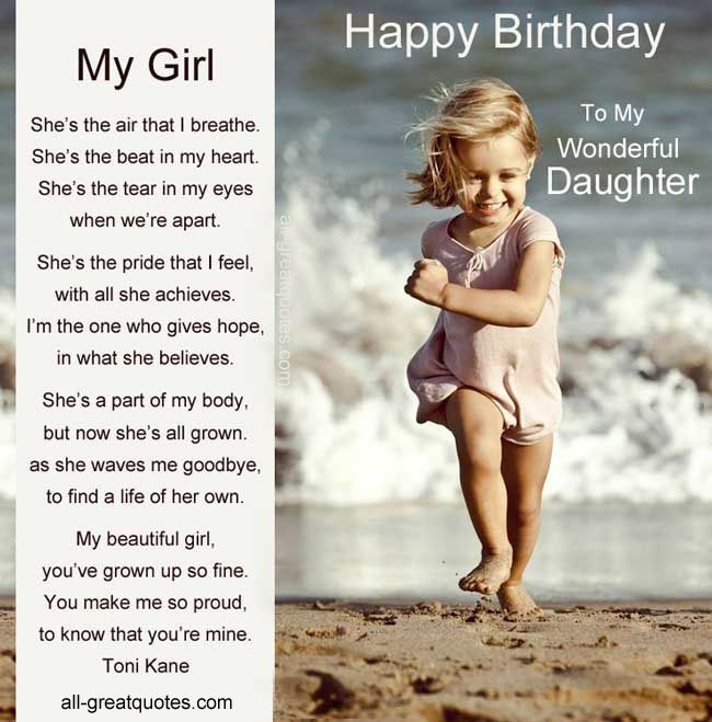 birthday message for a 5 year old daughter ; 75fbbeb2d6caecd173e1156eeb3b809b