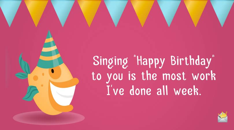 birthday message for a 5 year old daughter ; funny-birthday-wish-for-colleague