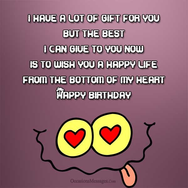 birthday message for a child with autism ; Happy-13th-birthday