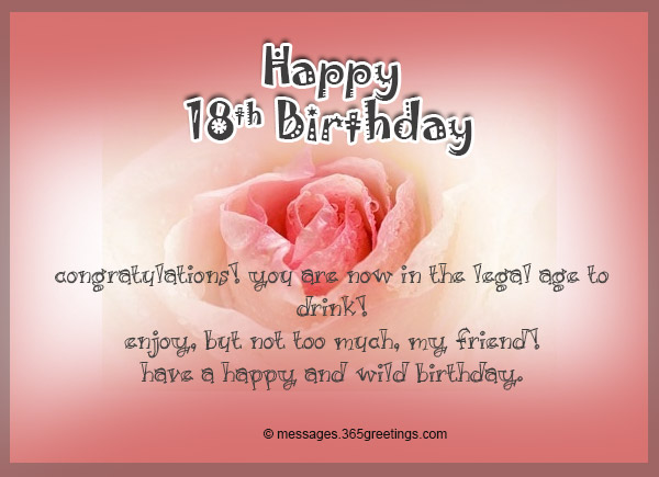 birthday message for a debutant friend ; 18th-birthday-wishes-and-greetings-08