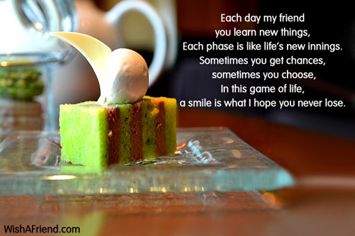 birthday message for a new friend ; 249-friends-birthday-wishes