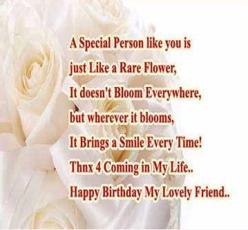 birthday message for a new friend ; 774802457332062b0718798d06d11f63--famous-quotes-sms