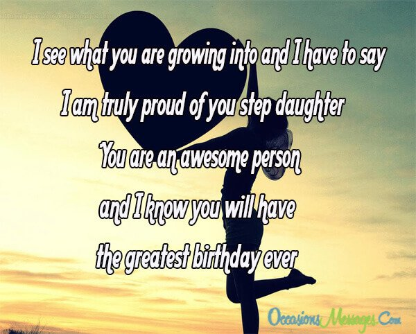 birthday message for a stepdaughter ; Step-Daughter-Birthday-Wishes