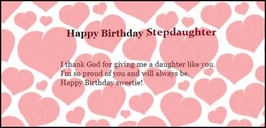 birthday message for a stepdaughter ; Sweet-Birthday-Wishes-For-Stepdaughter-Greetings-1-540x260