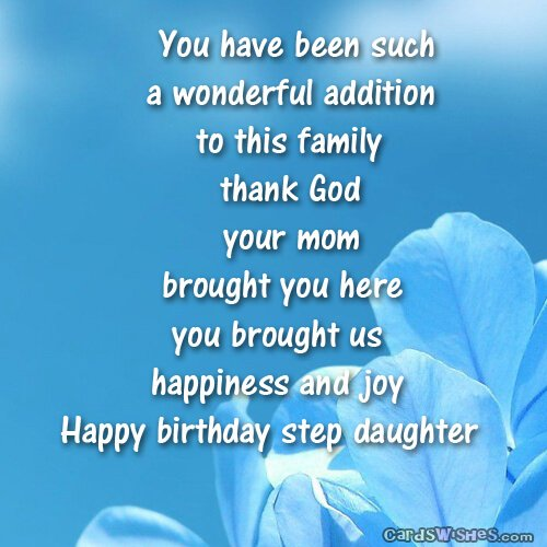 birthday message for a stepdaughter ; happy-birthday-cute-stepdaughter
