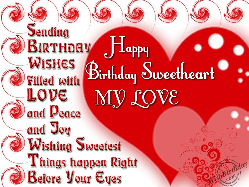 birthday message for a sweetheart ; Happy-Birthday-Sweetheart-My-Love-wb0140807