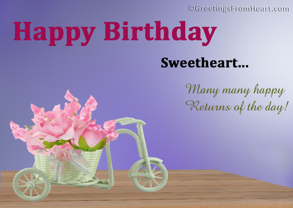 birthday message for a sweetheart ; happy-birthday-greetings-for-lover-1