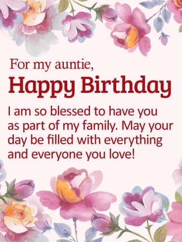 birthday message for aunt ; b_day_fat01