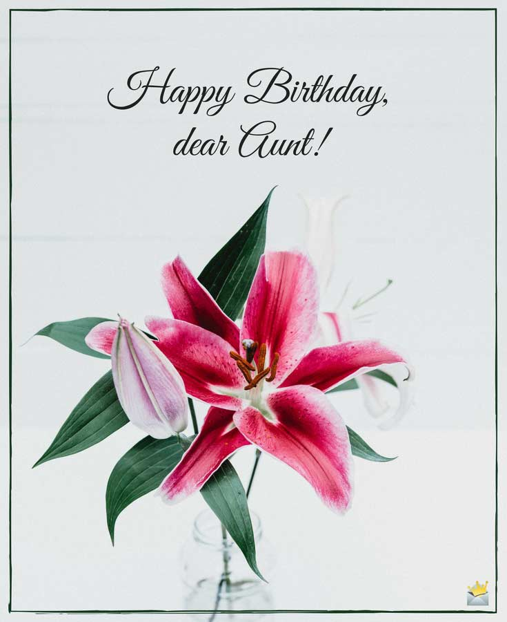 birthday message for aunt ; happy-birthday-aunt