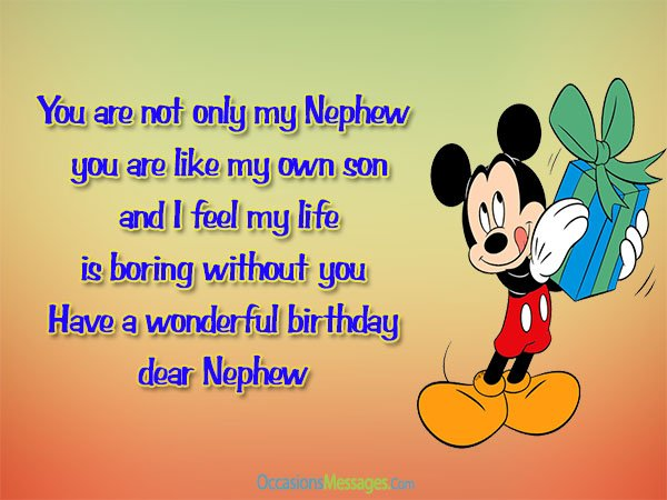 birthday message for baby nephew ; Birthday-Wishes-for-Nephew-from-Uncle
