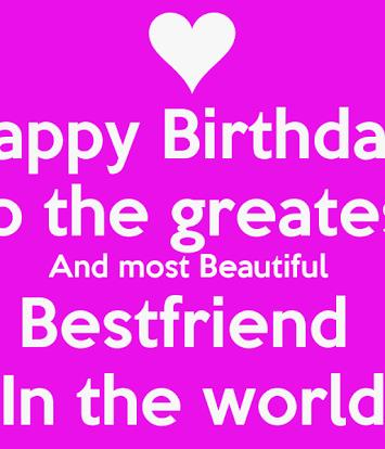 birthday message for best friend tumblr ; f560736e51fa8f74163c2b4b83b28dc9