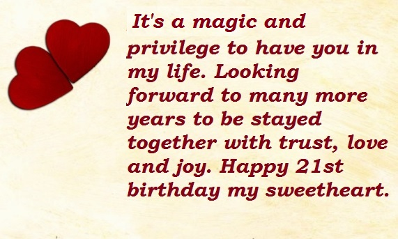 birthday message for boyfriend turning 21 ; 21st-Birthday-Quotes-Wishes-1