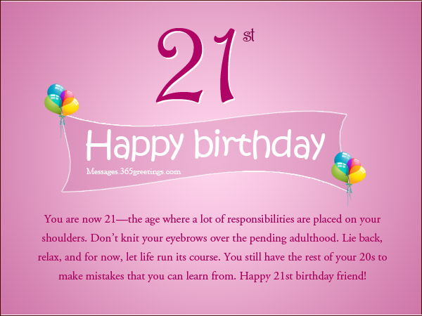 birthday message for boyfriend turning 21 ; 21st-birthday-wishes-for-a-friend