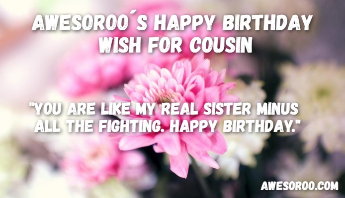 birthday message for cousin sister ; BD-Wish-for-Her-2