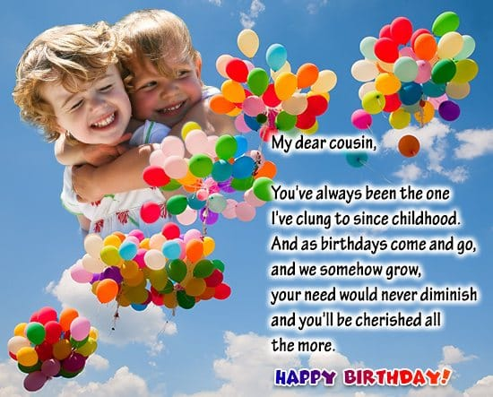 birthday message for cousin sister ; Birthday-Wishes-For-Cousin-Sister-1-min