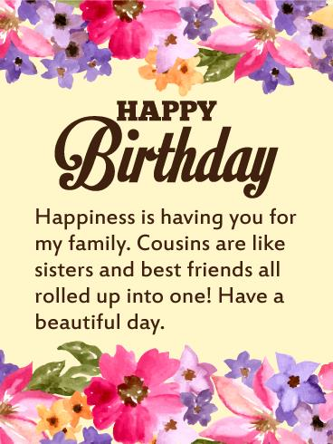 birthday message for cousin sister ; b_day_fcs36