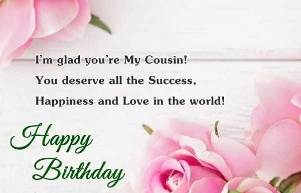birthday message for cousin sister ; birthday-wishes-for-cousin-sister-1-1-min